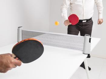 Tragbares Tischtennis-Set
