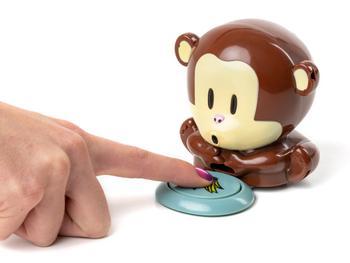 Spralla Nagellacktrockner Blow Monkey