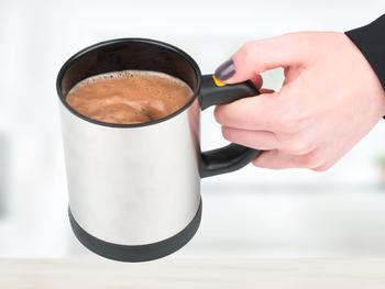 Spralla Die selbstrührende Tasse